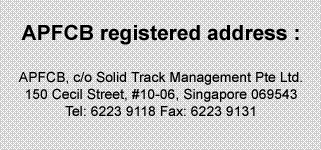 Registered Address of APFCB
